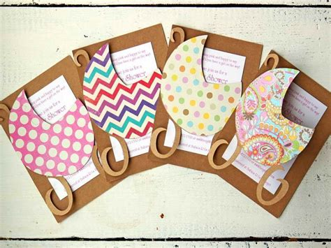 Baby Shower Invitations Diy Ideas by Top 10 Creative Diy Baby Shower Invitation Ideas