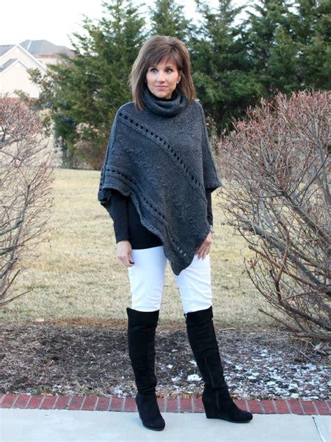 fashion over 40 winter 2014 winter fashion for women over 40 cyndi spivey