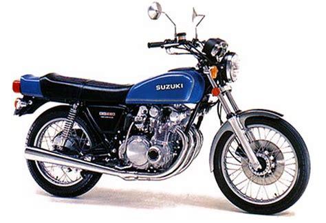 77 Suzuki Gs550 Suzuki Motorbikespecs Net Motorcycle Specification Database
