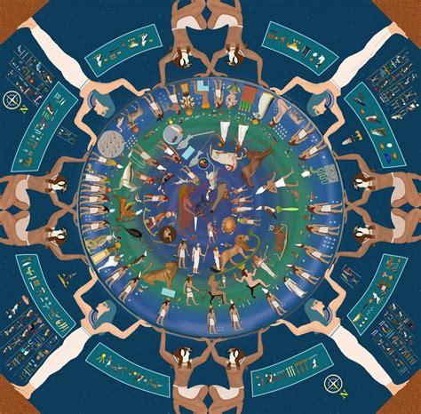 Calendario Azteca Signos Zodiacales Templo De Hathor Lo Verdadero No Es Siempre Lo M 225 S Veros 237 Mil