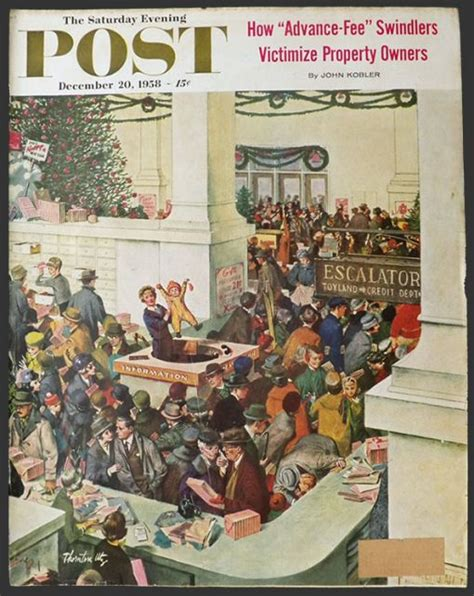 christmas l post covers saturday evening post christmas covers images