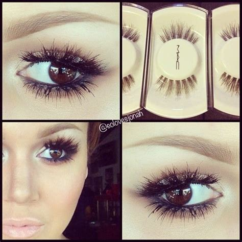 Mac Eyelashes eolovesjonah mac no 35 lashes webstagram the best