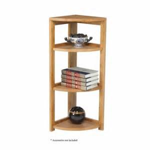 3 Shelf Corner Bookcase Regency Seating 34 Quot 3 Shelf High Corner Folding Bookcase