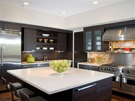 kitchen designs charming modern style backsplash design k 252 chenblock freistehend mehr arbeitsfl 228 che und stauraum