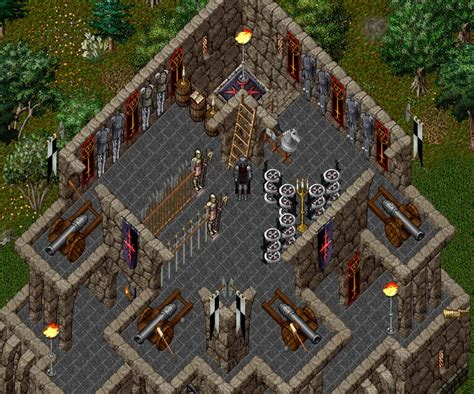 online house 1000 images about ultima online houses on pinterest