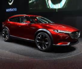 will the mazda cx 7 2017 to be finally released