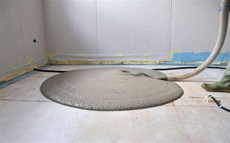 massetto per pavimenti costo il massetto ristrutturazione