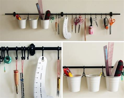 room organizer tool sewing room organization ikea fintorp rail http www ikea com us en catalog products