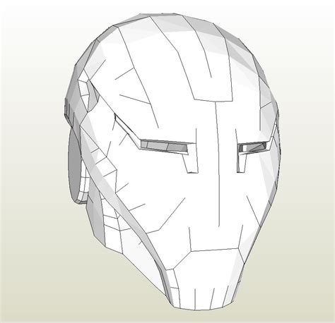 foamcraft pdo file template for iron man pepper potts
