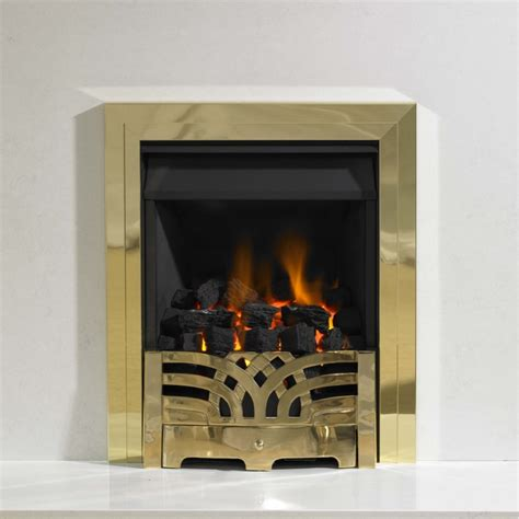 Open Gas Fireplaces by Kinetic Inset Open Fronted Slide Gas Class 1