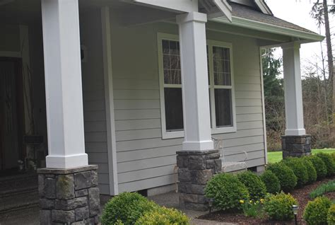 Columns For Homes | front porch columns a gathering place