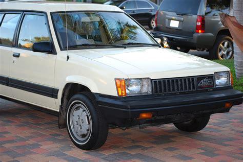 toyota awd wagon 1984 toyota tercel wagon awd http www cargurus com cars