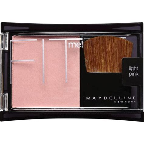 Blush On Maybelline Fit Me maybelline fit me blush light pink reviews photo
