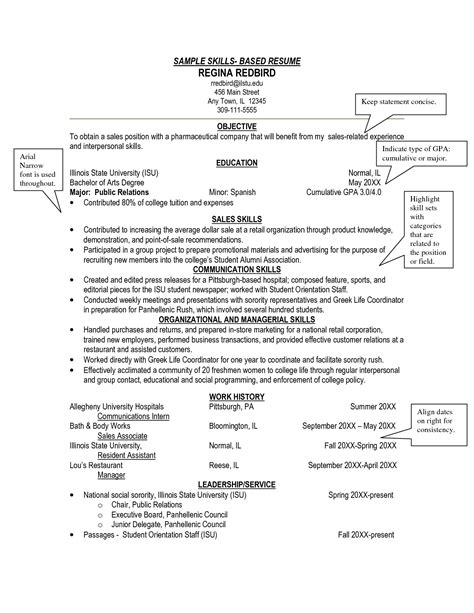 Concise Resume Template Eezeecommerce Com Concise Resume Template