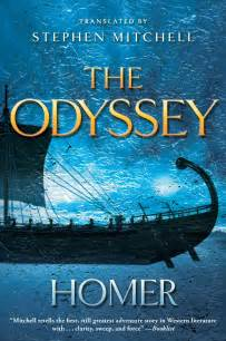 the odyssey book by homer stephen mitchell official