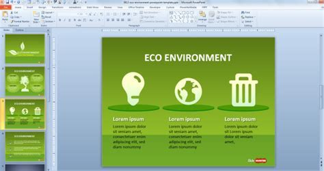 3d animated powerpoint template free download un mission free green sustainability powerpoint template free toneelgroepblik Images