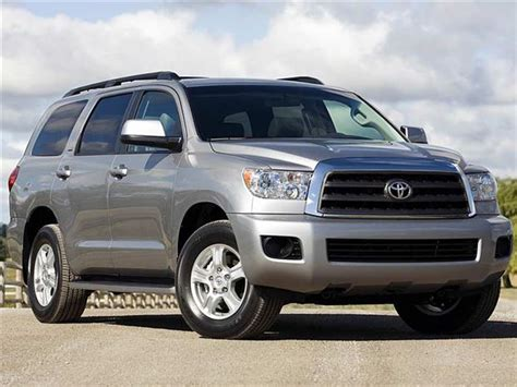how to sell used cars 2009 toyota sequoia free book repair manuals buyer s guide 2009 toyota sequoia autos ca