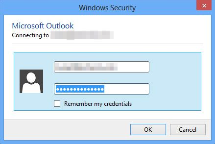 Office 365 Outlook Login Problem Outlook 2013 Repeated Password Prompt When Http
