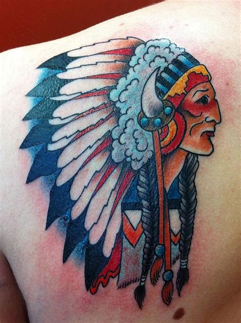 tattoo online india old school american indian by rebecca smith