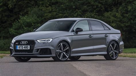 Audi A3 Rs3 by Audi Rs3 Saloon 2017 Review Car Magazine