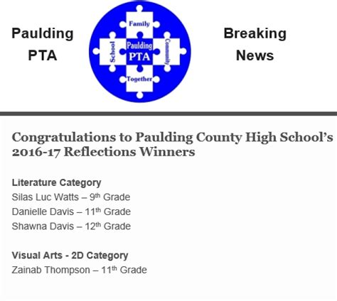Paulding County School Calendar Paulding County High School Homepage