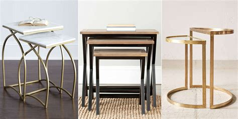 Modern Chic Living Room Ideas 10 best nesting tables in 2017 reviews of chic nesting