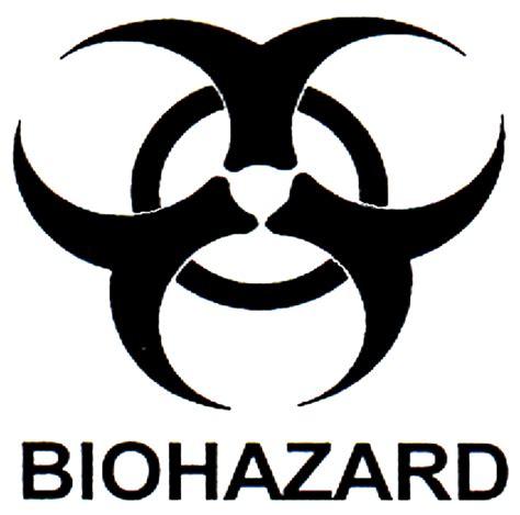 printable biohazard label safety med com biohazrd labels