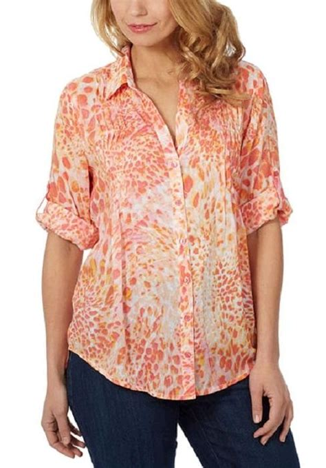 Gloria Vanderbilt Sleeve Blouses by 1000 Images About S And S Fashion On