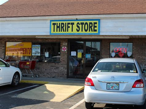 Thrifty Clever Thrifty Boutique 2 by Thrift Stores Helping Of Ocala