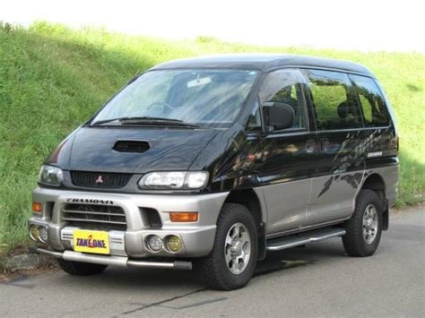 mitsubishi chamonix featured 1998 mitsubishi delica space gear chamonix at j