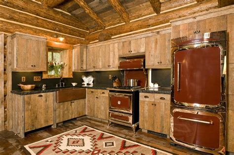 Rustic Kitchen Appliances | shop beyond the typical appliance options standard white
