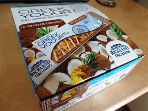 Oatbits Oat 8 Almond 28 5g review all yogurt bars from rickland