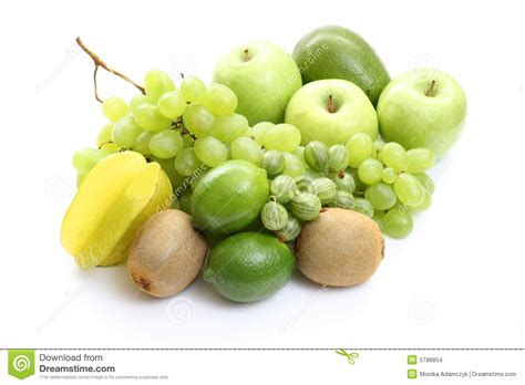 imagenes frutas verdes varias frutas verdes imagenes de archivo imagen 5786854