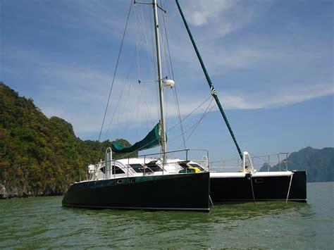 catamaran yacht phuket katamaran s y mahayana katamaran phuket yacht charter