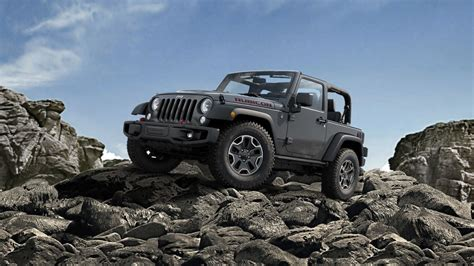 Jeep Wrangler Limited Jeep Wrangler And Jeep Wrangler Unlimited Rubicon