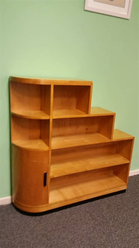 deco bookcase at 1stdibs