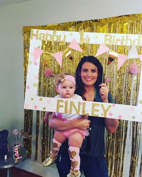 s day photo prop ideas sparkle shine 1st birthday this photo prop frame was