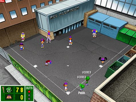 Backyard Baseball Luanne Lui I Finally Achieved My Childhood Gaming Goal Pitched A