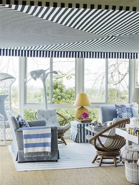 lindroth design designer amanda lindroth striped awnings pinterest