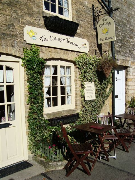 Cottage Tea Room by Cottage Tea Room The Cotswolds How Quaint And