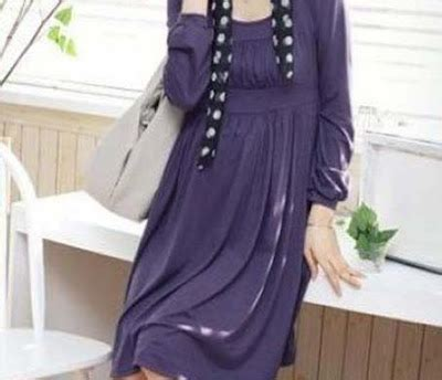Dress Korea Baju Wanita Terusan F0053b Korea Fashion Dress norzi beautilicious house baju mengandung