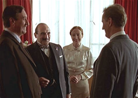 the big four poirot poirot s allies
