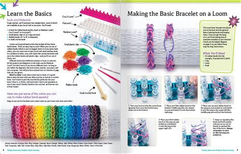 printable directions for rubber band bracelets http ww1 prweb com prfiles 2013 10 04 11198934 page