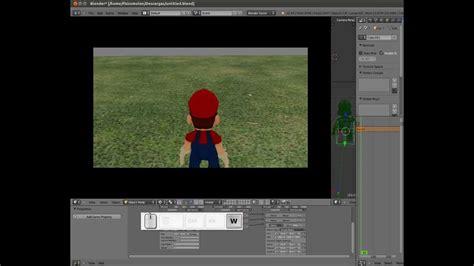 tutorial blender game tutorial 9 camera setup blender game engine youtube