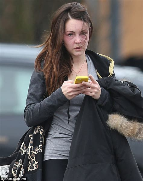 eastenders star lacey turner steps out after confirming