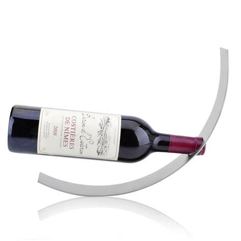 porta bottiglie design 30 portabottiglie di vino da tavolo dal design moderno