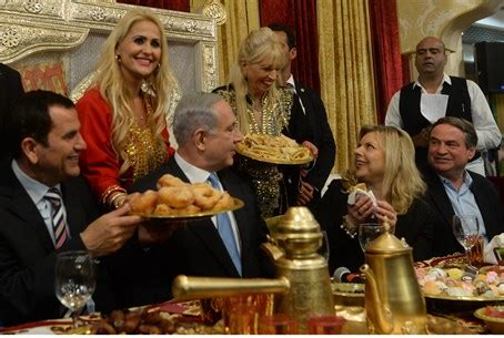 Moroccan Vows From Bouck Part Iii by At Maimouna Table Netanyahu Vows To Unify The