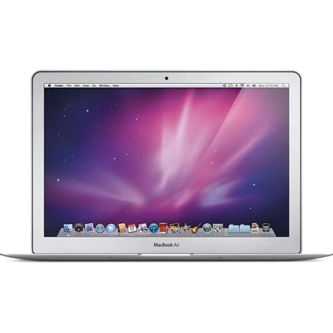 Apple Mac Air apple 13 3 quot macbook air notebook computer mc503ll a b h