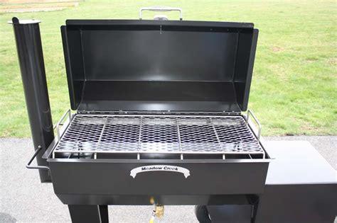 Handmade Bbq Grill - custom bbq smokers 6111 best charcoal grills small