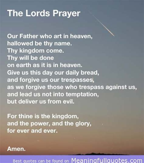 Thy Will Be Done Was And Is To Come Cd prayer quotes sayings images page 27
